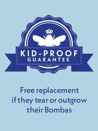 Kid-Proof Guarantee