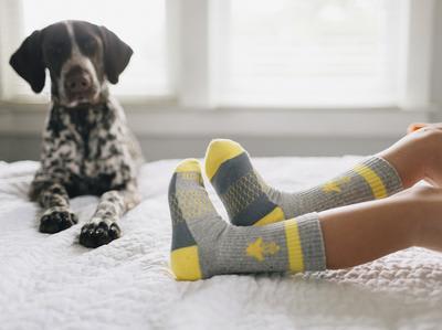 Your Kids New <br>favorite socks