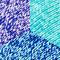 mixed blue