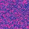 marled electric purple