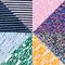 mixed stripes