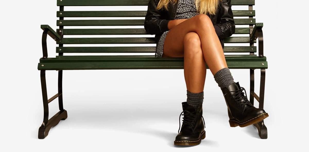 Women's Classic Marl Calf Sock 4-Pack