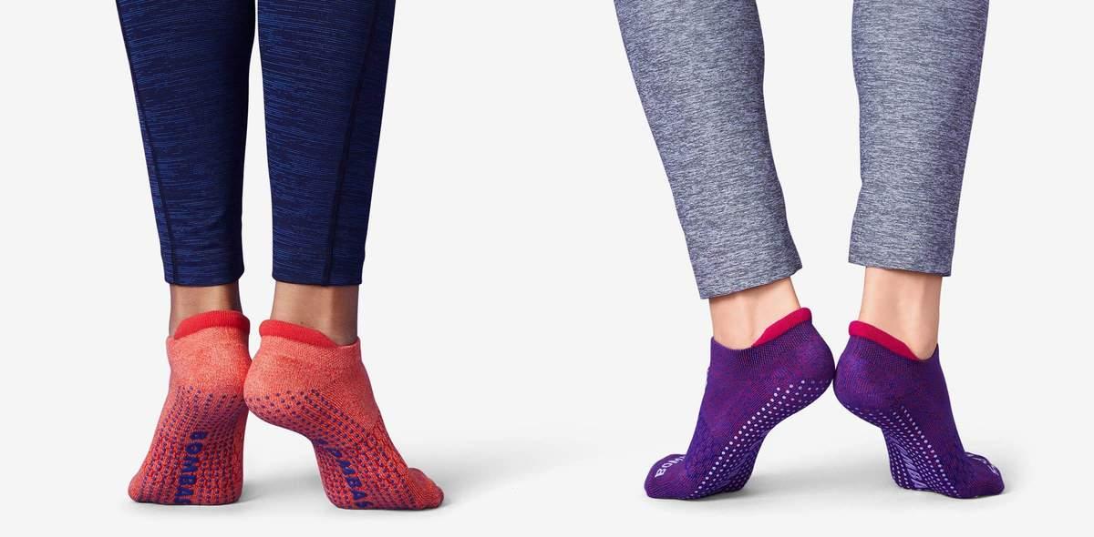 Women's Grippers Ankle Socks