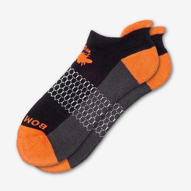 black-and-blaze-orange Men's Originals Ankle