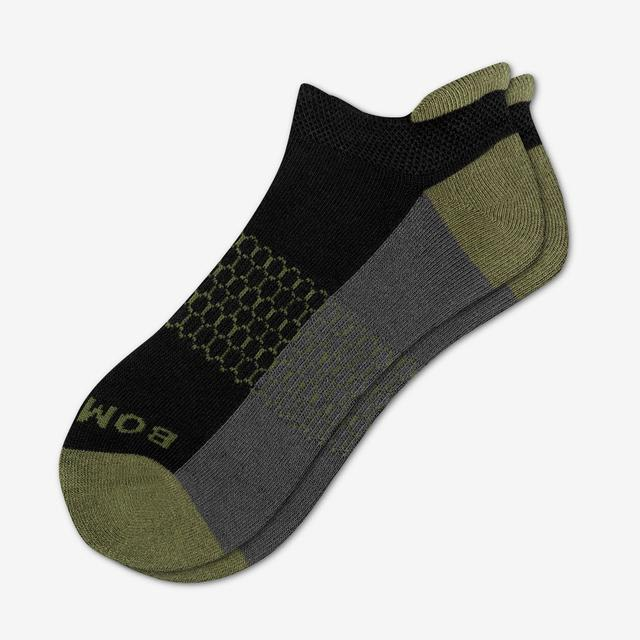 black-and-hunter Men's Originals Ankle Socks