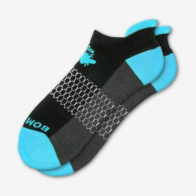 black-and-ocean-blue Men's Originals Ankle
