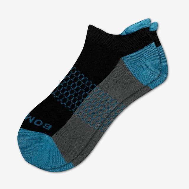 black-and-sapphire Men's Originals Ankle Sock