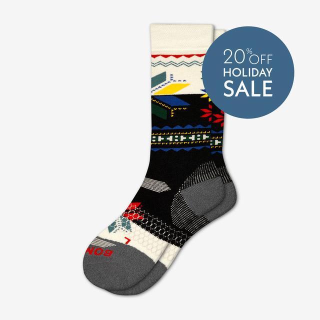 black-cream Men's Hannah Teter x Bombas Socks