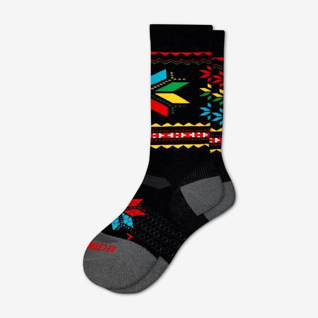 black Women's Hannah Teter x Bombas Socks