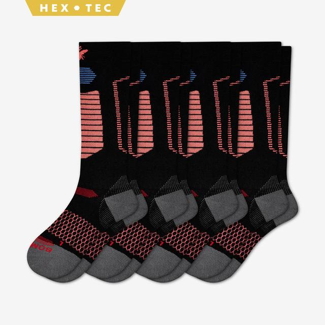 black-melon Women's Performance Ski & Snowboard Socks 4-Pack