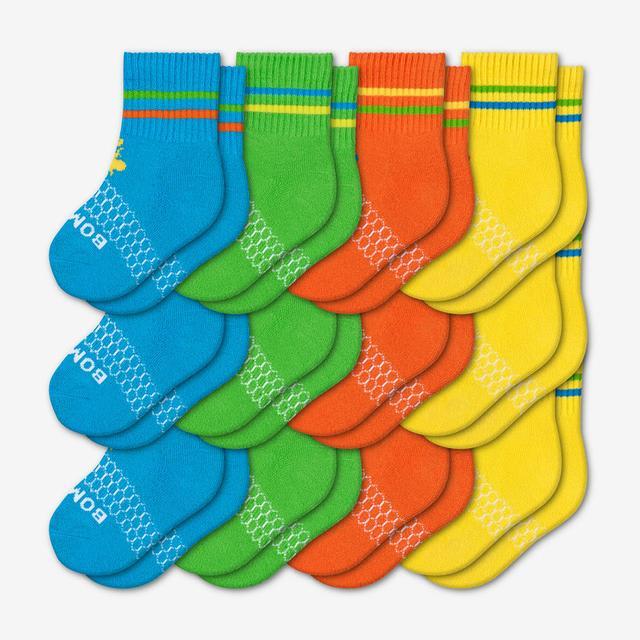blue-green-orange-yellow Toddler Full Set