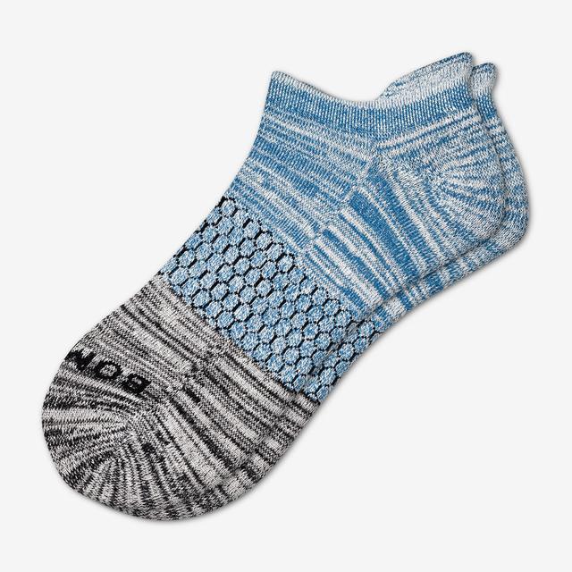 blue Women's Random Feed Marls Ankle
