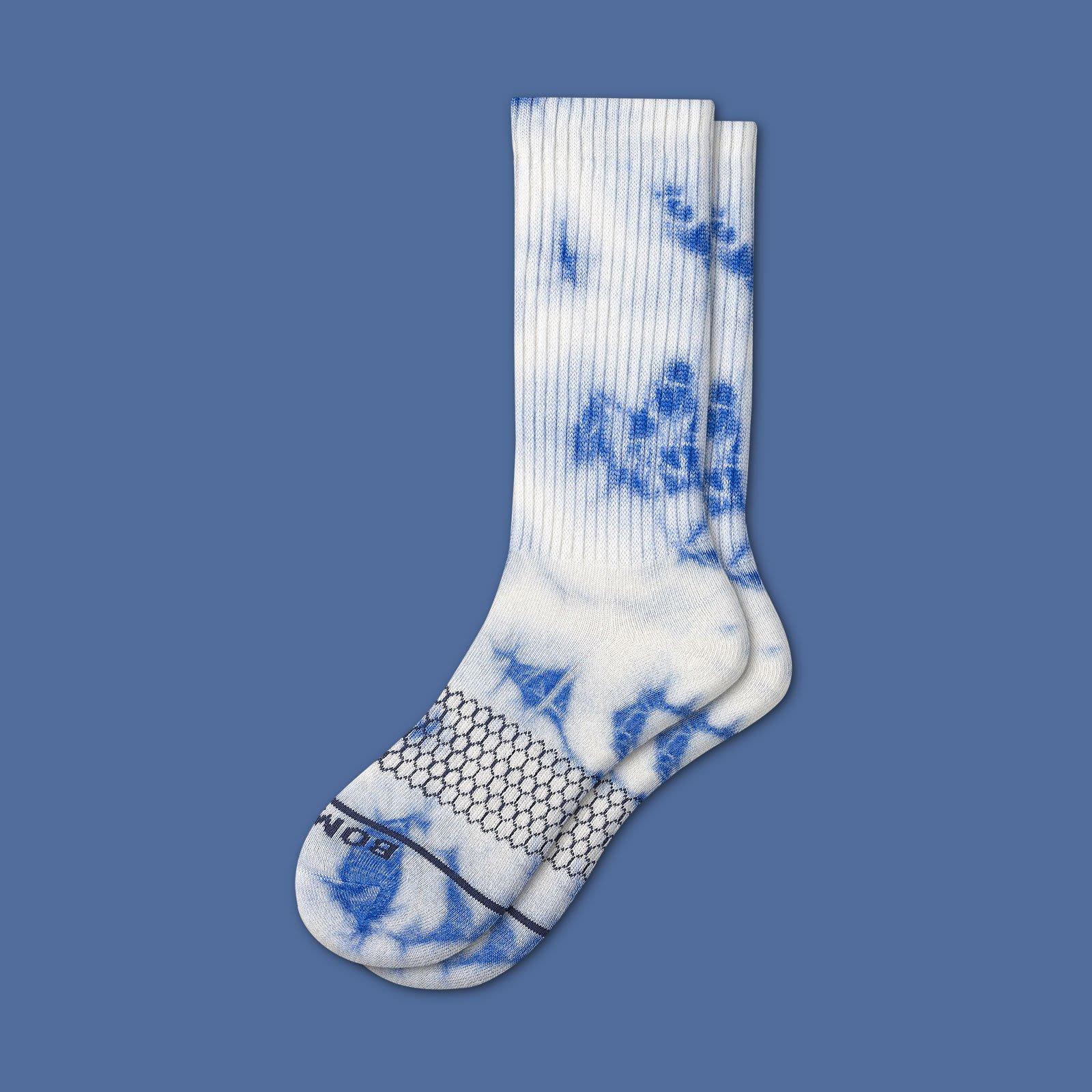 Women's Merino Tie Dye Calf Socks by Bombas