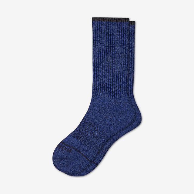blueberry Men's Merino Wool Calf Socks