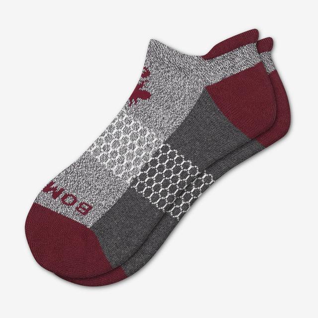 burgundy Men's Originals Ankle Sock