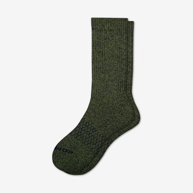 caper Men's Classic Marls Calf Sock