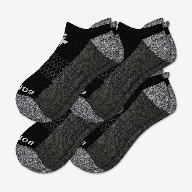 charcoal-black Men's Originals Ankle 4-Pack