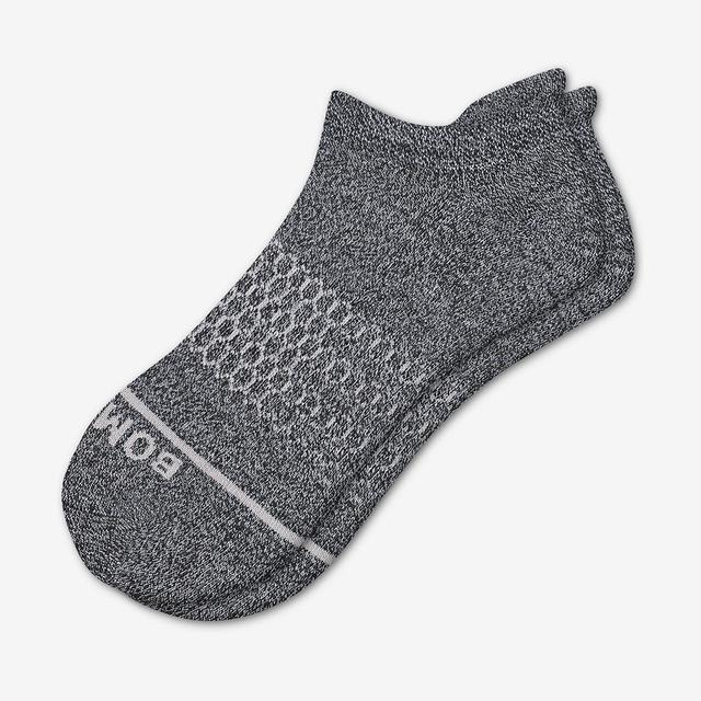 charcoal Men's Merino Wool Ankle Socks