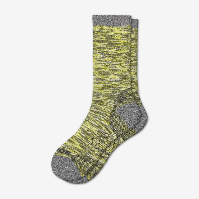 citron Men's Hiking Socks