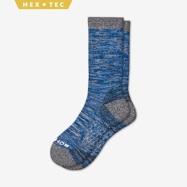 classic-blue Men's Hiking Calf Socks