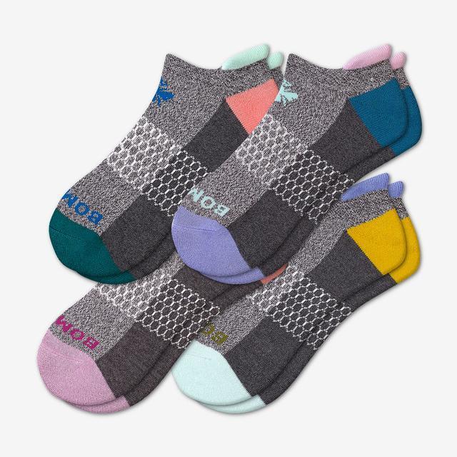 color-block-multi Women's Originals Ankle Sock 4-Pack