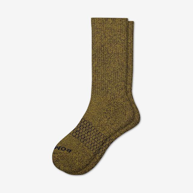desert-sand Men's Classic Marls Calf Sock