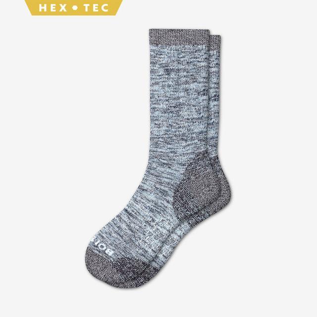 dusty-blue Women's Hiking Calf Socks
