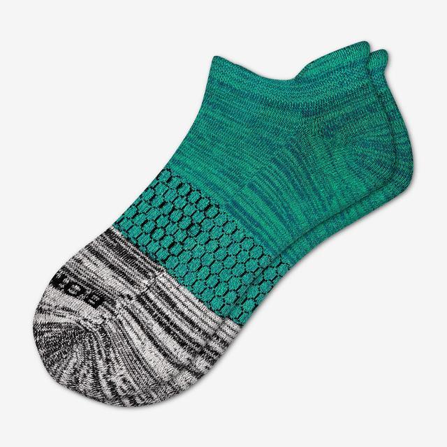 green Women's Random Feed Marls Ankle