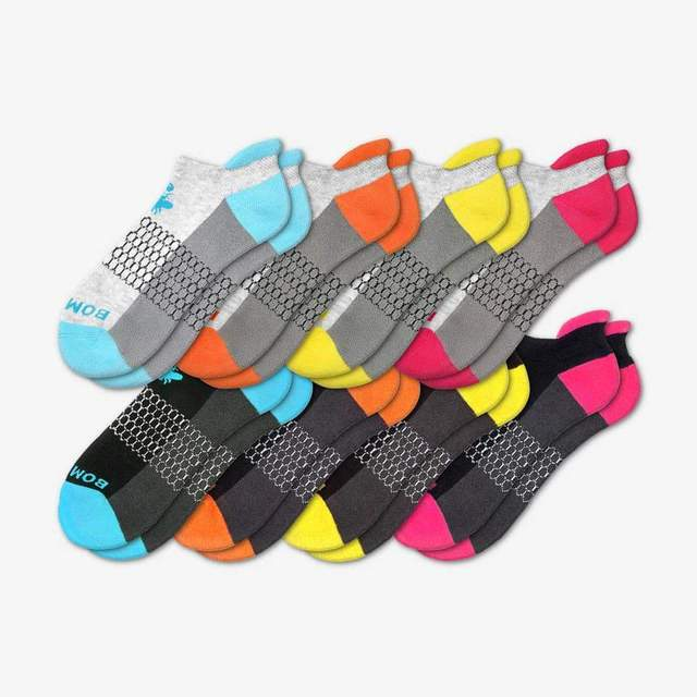grey-black Men's Originals Ankle Sock 8-Pack