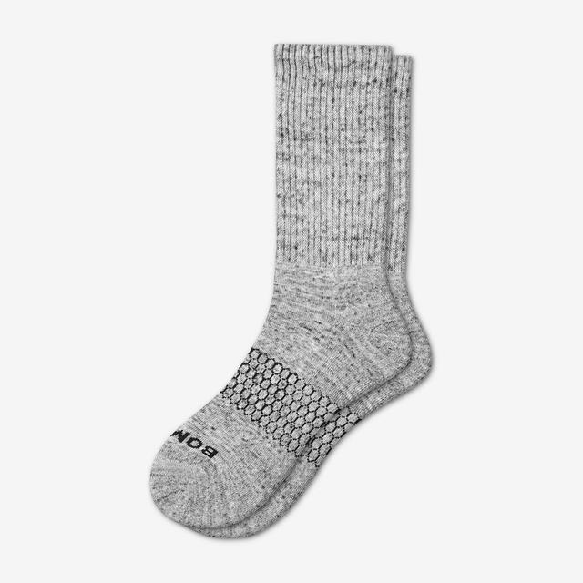 grey-marble-heather Men's Classic Marls Calf Sock