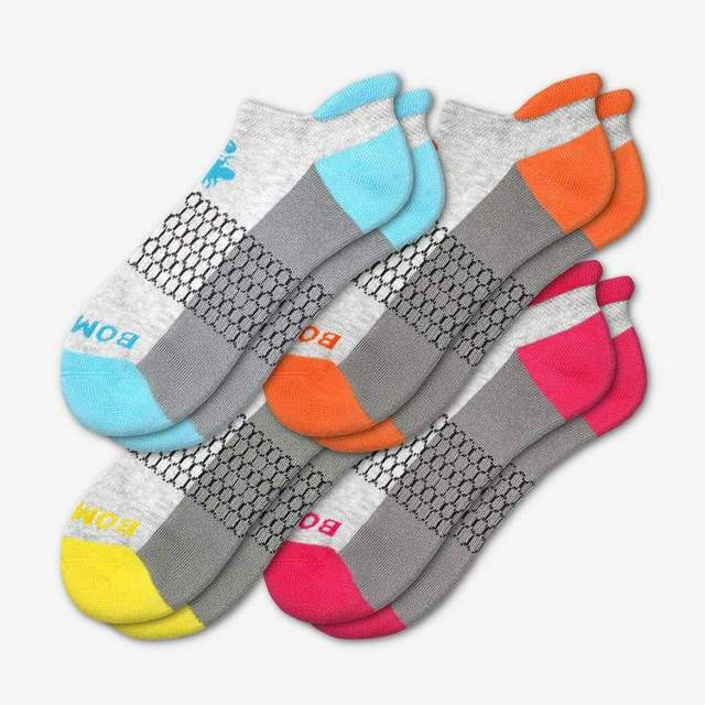 grey-mixed Women's Originals Ankle Sock 4-Pack
