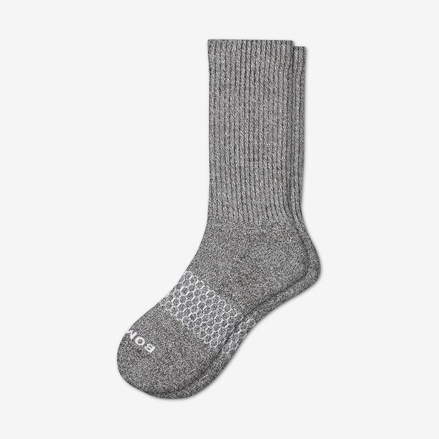 hunter-cream Men's Classic Marls Calf Sock