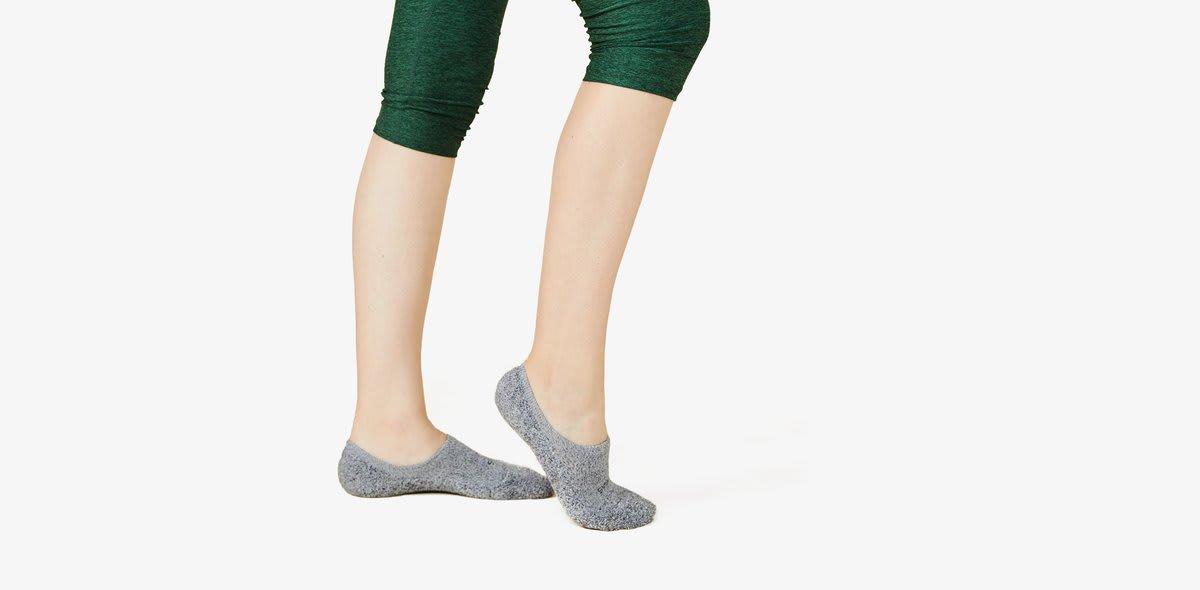 Women's Cushioned No Show Socks