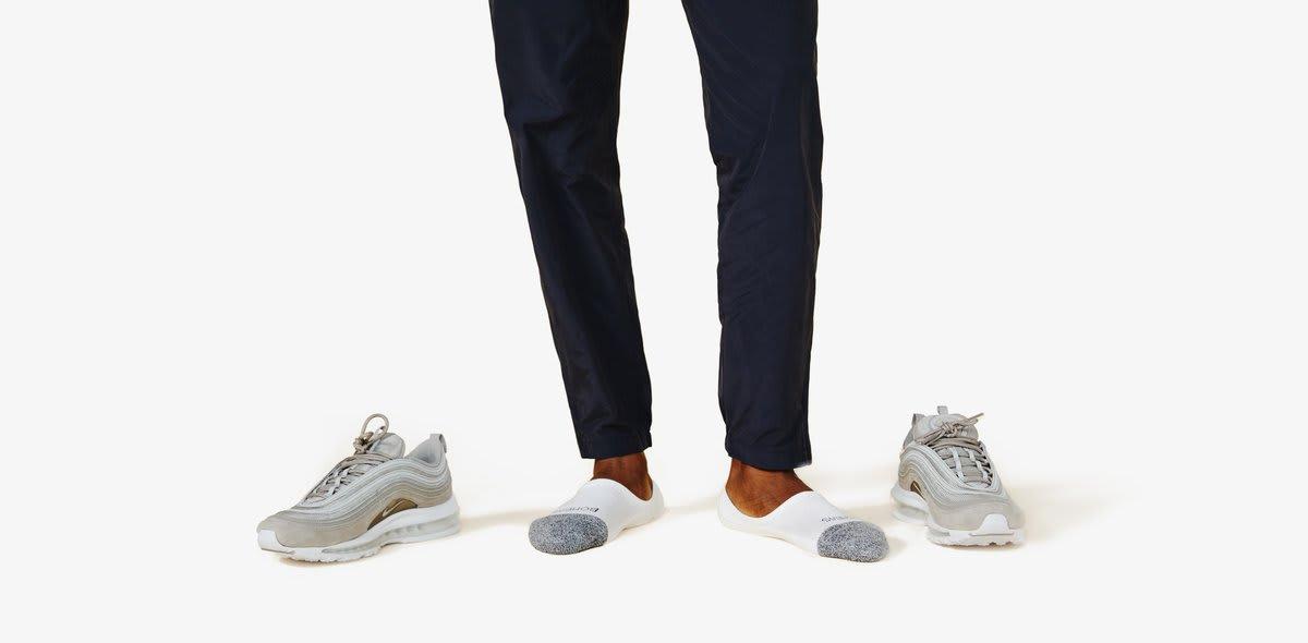 Men's Cushioned No Show Socks