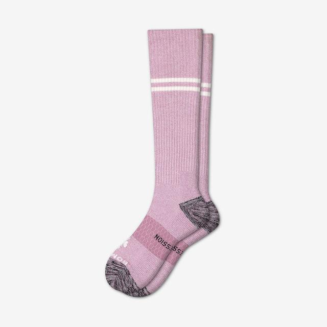 lilac Women's Compression Socks