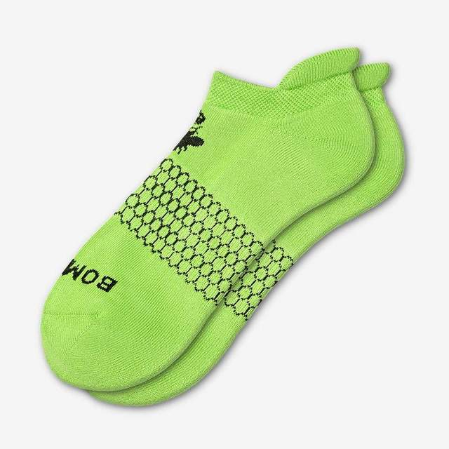 lime-green Women's Brights Ankle