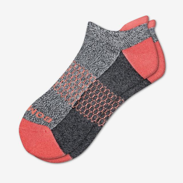 marled-charcoal-and-melon Women's Originals Ankle