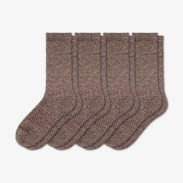 marled-chocolate Men's Classic Marls Sock 4-Pack