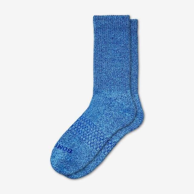 marled-ocean-blue Men's Marls Calf