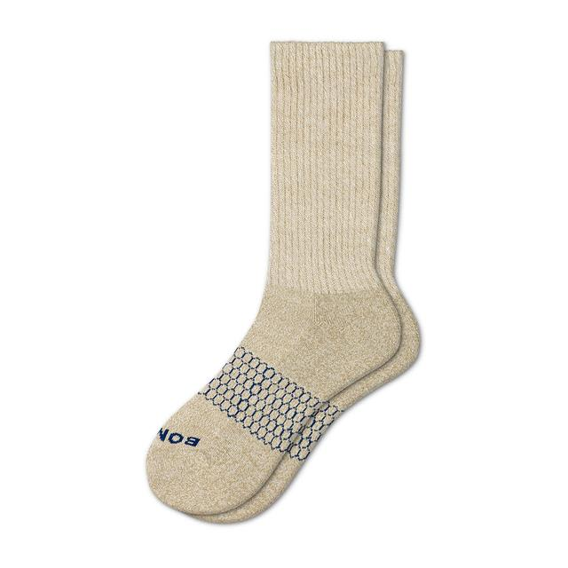 marled-sand Men's Classic Marls Calf Sock