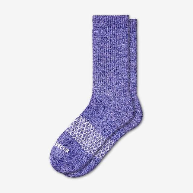 marled-violet Men's Marls Calf