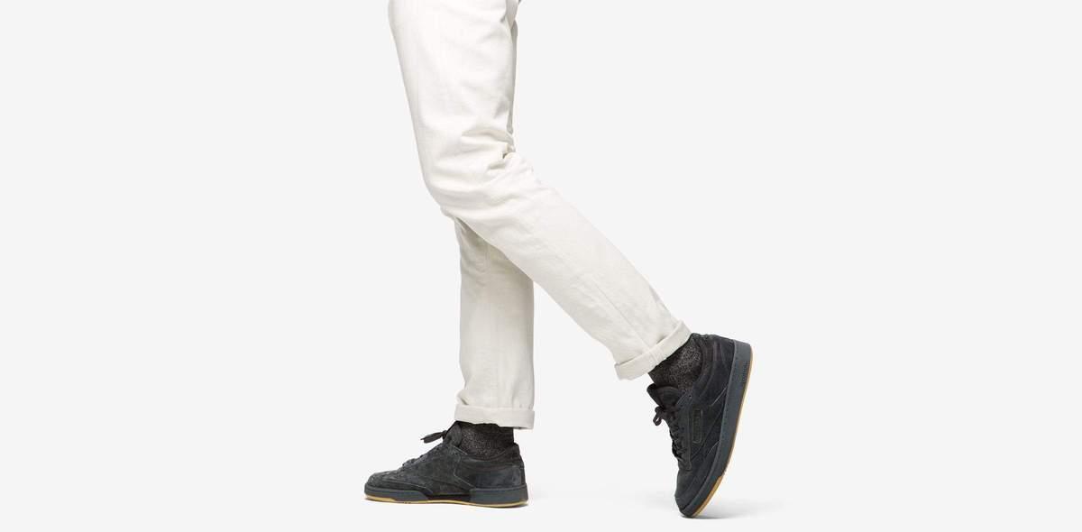 Men's Classic Marls Calf Sock