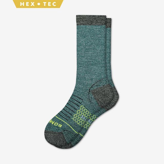 midnight-pine Men's Performance Merino Hiking Socks
