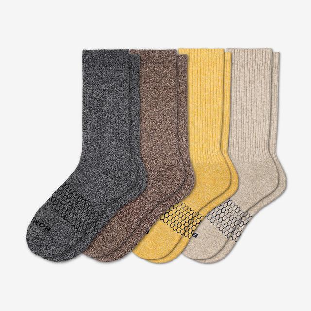 mixed-classic Men's Classic Marls Sock 4-Pack
