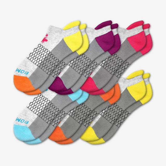 mixed Women's Original Ankle Socks 6-Pack