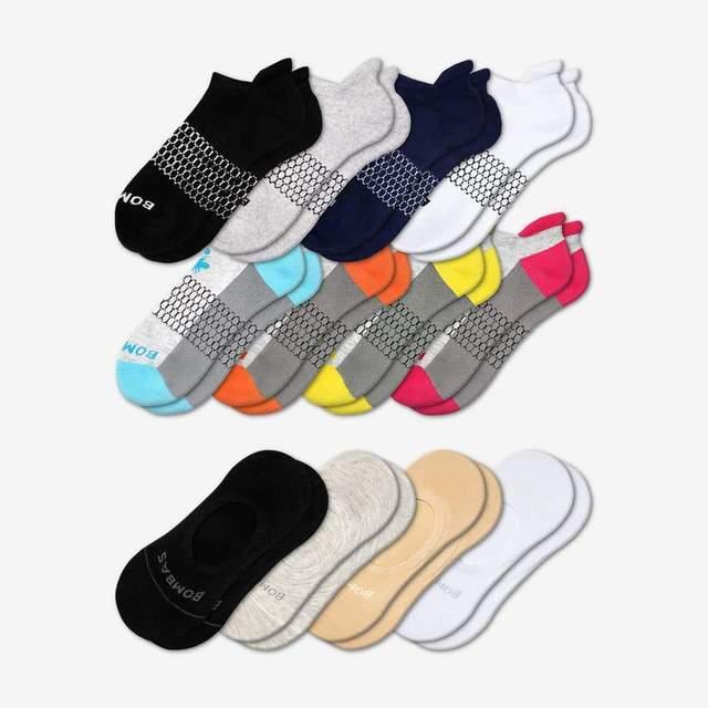 mixed Women's Best Sellers Sock 12-Pack