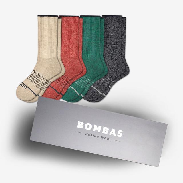 mixed Men's Merino Wool Gift Box