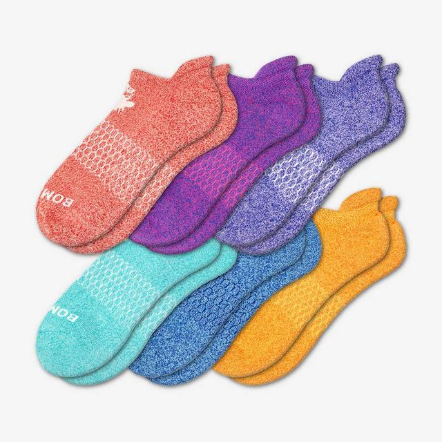 mixed Women's Marls Ankle 6-Pack