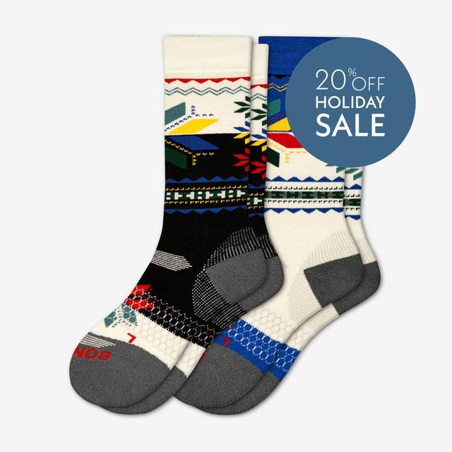 mixed Men's Hannah Teter x Bombas Socks 2-Pack
