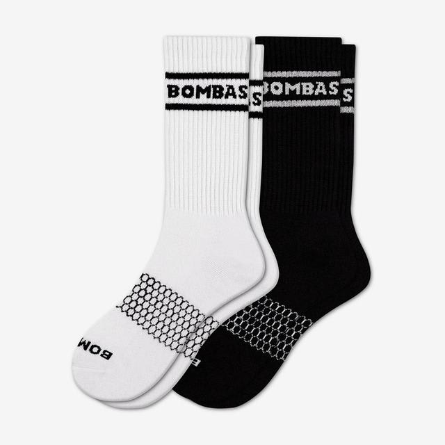 mixed-horizontal Men's Bombas Banner Sock 2-Pack